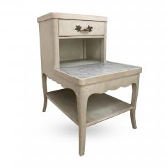 Victoria Son Louis XV Style Kelly Step Night Table - 834252