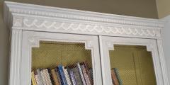 Victoria Son Louis XVI Style Bookcase - 1521085