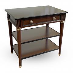 Victoria Son Octagonal Leg Side Table - 1481367