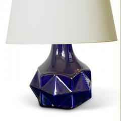 Vinsare Petite Art Deco Lamp with Diamond Facet Design by Vinsare - 2117744