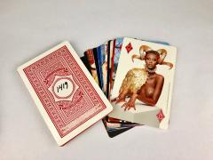 Visionaire 21 Visionaire 21 Deck of Cards The Diamond Issue  - 1363139