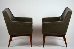 Vista of California Pair of Early Modernist Armchairs by Vista of California for Stow Davis - 1144483