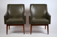 Vista of California Pair of Early Modernist Armchairs by Vista of California for Stow Davis - 1144484