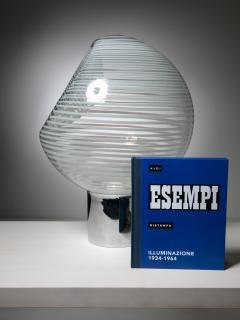 Vistosi Table Lamp Model L276 by Vetreria Vistosi - 1245806
