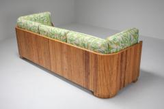 Vivai del Sud Bamboo Couch by Vivai del Sud 1970s - 1950470