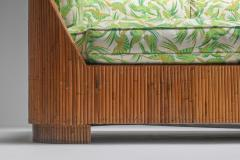 Vivai del Sud Bamboo Couch by Vivai del Sud 1970s - 1950483