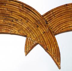 Vivai del Sud Bamboo Mirrored Screen - 1253591