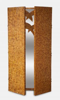 Vivai del Sud Bamboo Mirrored Screen - 1254094