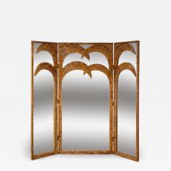 Vivai del Sud Bamboo Mirrored Screen - 1257209