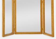 Vivai del Sud Bamboo Mirrored Screen - 1930824