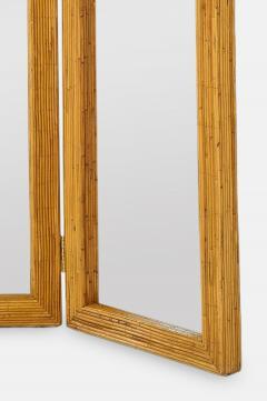 Vivai del Sud Bamboo Mirrored Screen - 1930825