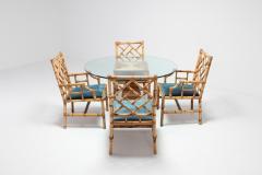 Vivai del Sud Vivai Del Sud Dining Table In The Style Of Gabriella Crespi 1970 - 984497