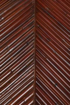 Vivai del Sud Vivai del Sud Bamboo Sliding Table 1970s - 1566283