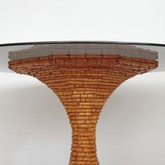 Vivai del Sud Vivai del Sud Bamboo dining table Italy 1970s - 754870