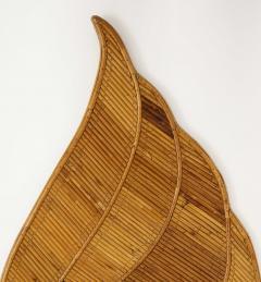 Vivai del Sud Vivai del Sud Leaf Bamboo Mirror - 1658886