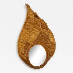 Vivai del Sud Vivai del Sud Leaf Bamboo Mirror - 1660103