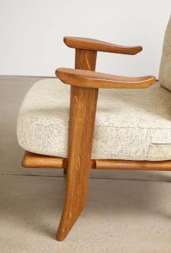Votre Maison Pair of Lounge Chairs by Guillerme Chambron for Votre Maison - 1833230