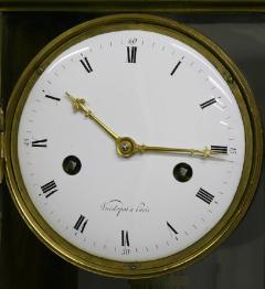 Vuidepot Paris c 1815 French Mahogany Table Regulator - 1184104