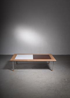 Vuokko Rectangular Antti Nurmesniemi Table - 2013066