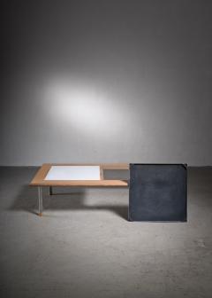 Vuokko Rectangular Antti Nurmesniemi Table - 2013067