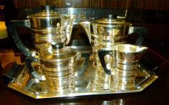 WMF Art Deco Modernist Coffee Tea Service - 124579