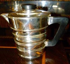 WMF Art Deco Modernist Coffee Tea Service - 124580