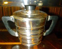 WMF Art Deco Modernist Coffee Tea Service - 124582