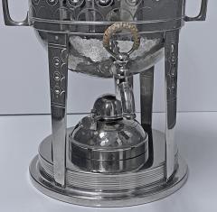 WMF W rttembergische Metallwarenfabrik W M F Rare W M F Jugendstil Secessionist Art Deco Samovar C 1910 - 1793312