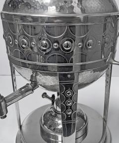 WMF W rttembergische Metallwarenfabrik W M F Rare W M F Jugendstil Secessionist Art Deco Samovar C 1910 - 1793319