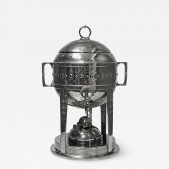 WMF W rttembergische Metallwarenfabrik W M F Rare W M F Jugendstil Secessionist Art Deco Samovar C 1910 - 1793910