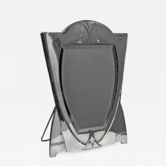 WMF WMF Art Nouveau Jugendstil Secessionist Large Silver Plate Mirror Germany - 535271