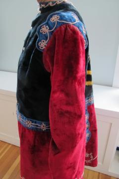 Ward Stillman Odd Fellows Lodge Fraternal Robe - 98641