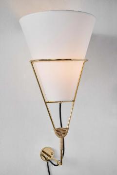 Werkst tte Carl Aub ck Large Carl Aubo ck Vice Versa Wall Lamp - 2039242
