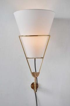 Werkst tte Carl Aub ck Large Carl Aubo ck Vice Versa Wall Lamp - 2039243