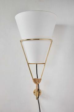 Werkst tte Carl Aub ck Large Carl Aubo ck Vice Versa Wall Lamp - 2039244