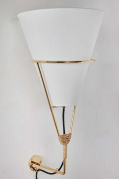 Werkst tte Carl Aub ck Large Carl Aubo ck Vice Versa Wall Lamp - 2039249
