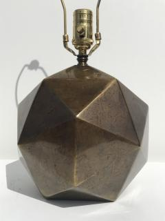Westwood Industries Pair of Westwood Geometric Sphere Lamps - 530775