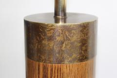Westwood Industries Westwood Bronze And walnut Large Table Lamps - 767428