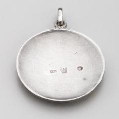Wiener Werkst tte WIENER WERKSTATTE BLUE MOUSE PENDANT - 1375029