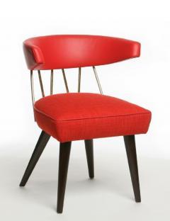 William Haines Inc Drum Dining Chair - 1940958