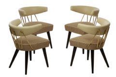 William Haines Inc Drum Dining Chair - 1940959