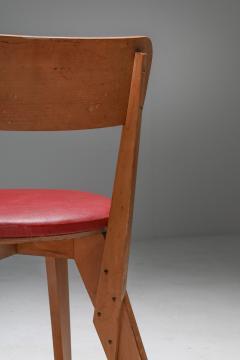 Wim Den Boon Dutch modernist chair by Wim den Boon 1947 - 1311551
