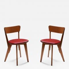 Wim Den Boon Dutch modernist chair by Wim den Boon 1947 - 1312842