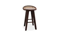 Wood Tailors Club Brummell BAR STOOL - 1712904