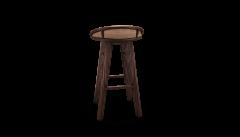 Wood Tailors Club Brummell BAR STOOL - 1712919