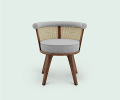 Wood Tailors Club George DINING CHAIR - 1630731