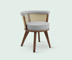 Wood Tailors Club George DINING CHAIR - 1630760