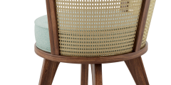Wood Tailors Club George DINING CHAIR - 1630785