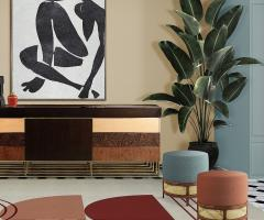 Wood Tailors Club George STOOL - 1630719