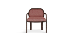 Wood Tailors Club James DINING CHAIR - 1712917
